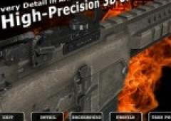 Real Strike — The Original 3D Augmented Reality FPS Gun App