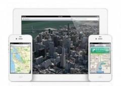 В iOS 6 Apple откажется от Google Maps?