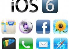 iOS 6 стала доступной для скачивания. Что нового?