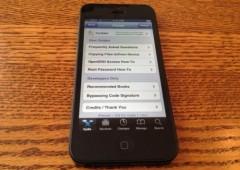 Первый iPhone 5 с jailbreak