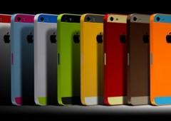Разноцветные iPhone 5 от ColorWare