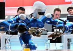 Сборкой техники Apple возможно уже скоро будут заниматься роботы