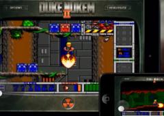 Анонс Duke Nukem II для iPhone, iPad, iPod