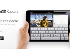 Приложение YouTube Capture для iPad и iPhone