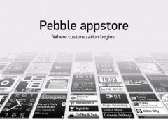 Обновление прошивки умных часов Pebble и  собственный магазин приложений
