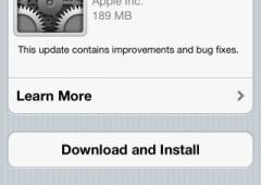 Прошивка iOS 5.1: приложение камеры, оптимизация аккумулятора и многое другое