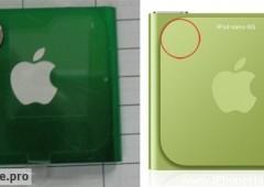 Прототип iPod Nano 7g с камерой 1,3 мегапикселей